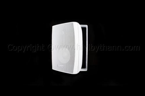 HiVi_VA4OS_Wall Speaker_White_Product Cover