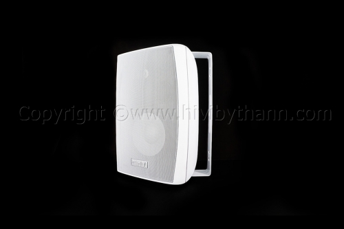 HiVi_VA5OS_Wall Speaker_White_Product Cover
