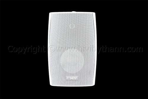 HiVi_VA6OS_Wall Speaker_White_1
