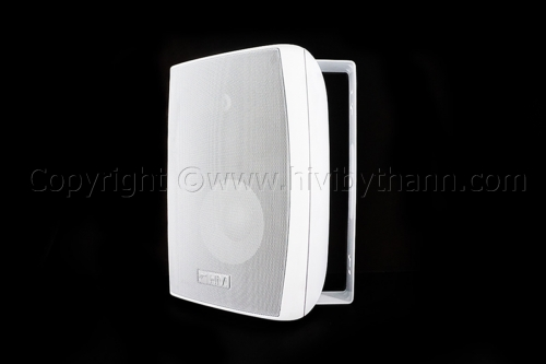 HiVi_VA6OS_Wall Speaker_White_Product Cover