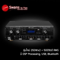 Swans_Karaoke_Amplifier_HA8300_Black